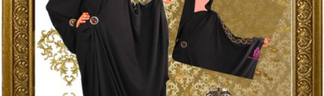 Abaya queen of Sabah
