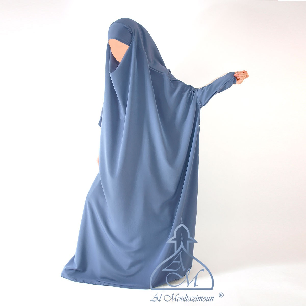 jilbab adolescente