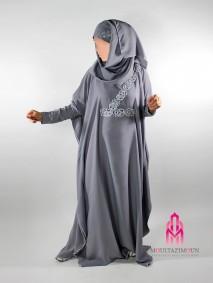 abaya aya style papillon