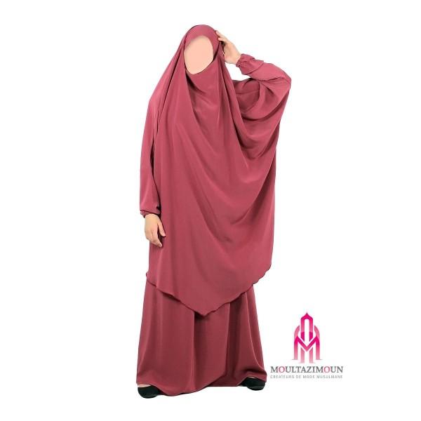 jilbab douha incarnat
