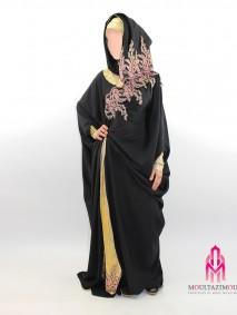 abaya chic et élégante pour vos soirées entre soeurs et vos grands événements