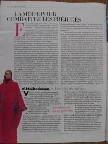 paris match mode musulmane