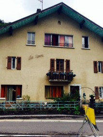 Maison familiale les Rosiers à Mégevette dans les Alpes.