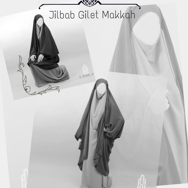 jilbab gilet Makkah
