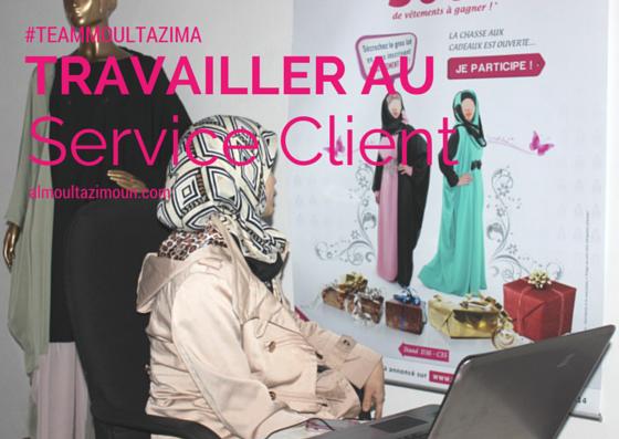 service client moultazimoun douae