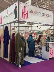 Stand Al Moultazimoun, foire musulmane 2015