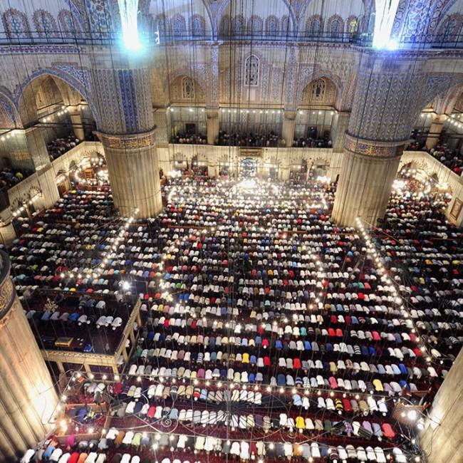 Salat tarawih ramadan 2015